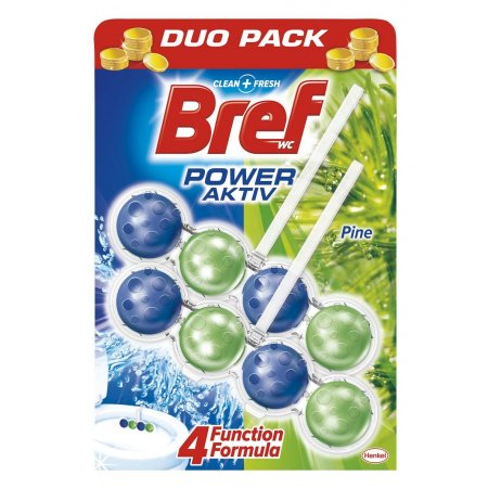 Bref Power activ 2x50g Pine